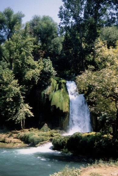 Düden Waterfall