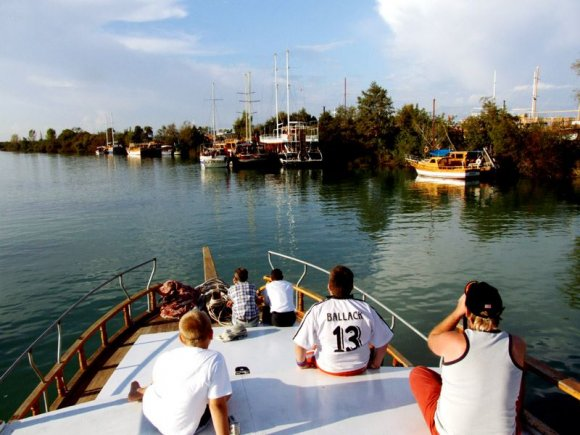 Manavgat - Tour on Manavgat River