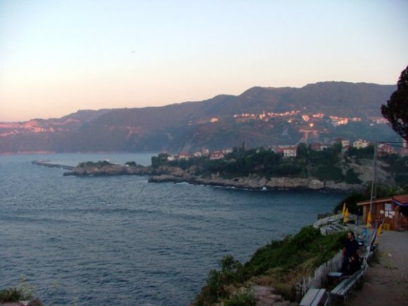 A scene from Amasra.