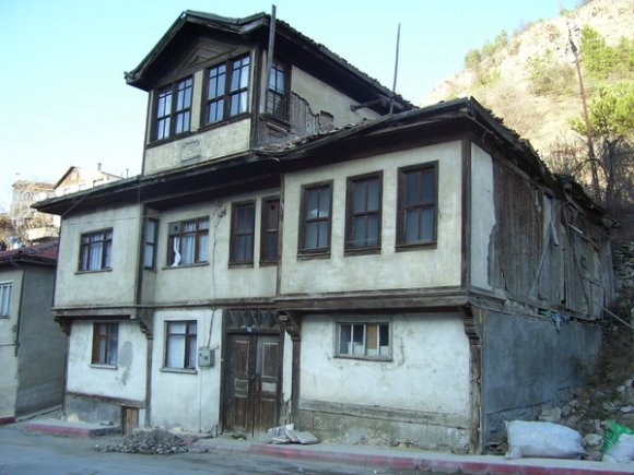 An old Turkish house