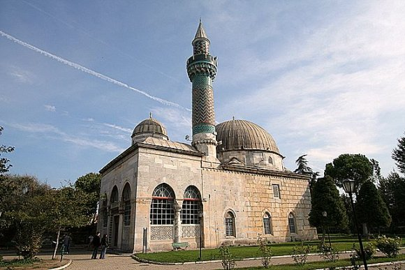 Iznik Green Mosque
