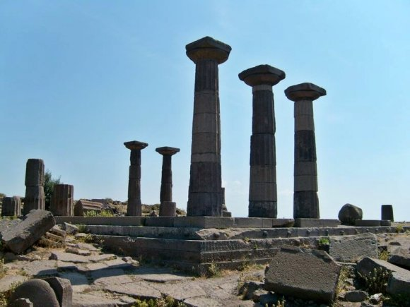 Temple of Athena.