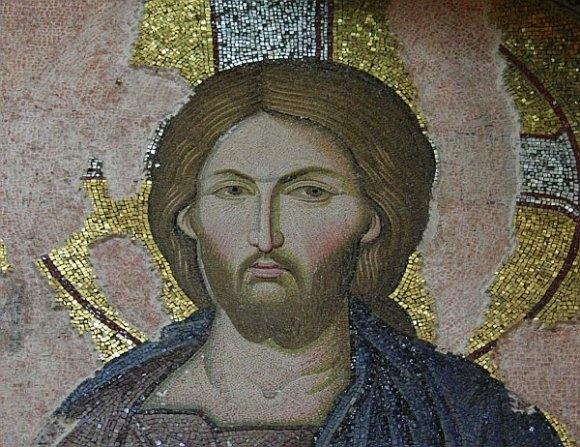 Istanbul - Kariye Museum / Chora Church - Christ the Chalkites.