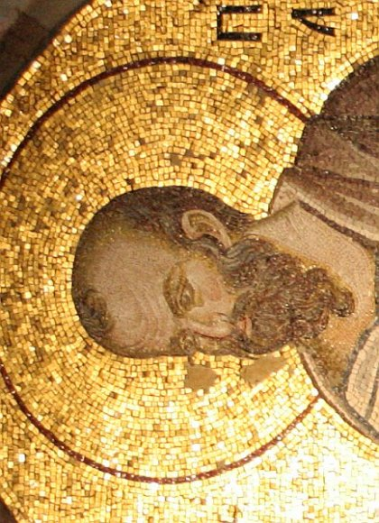 "Istanbul - Kariye Museum / Chora Church - St. Paul, one of the two ""Princes of the Apostles"""
