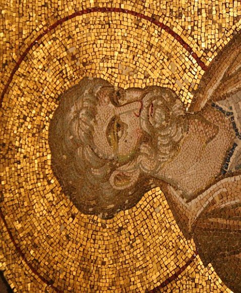 "Istanbul - Kariye Museum / Chora Church - St. Peter, one of the two ""Princes of the Apostles""."