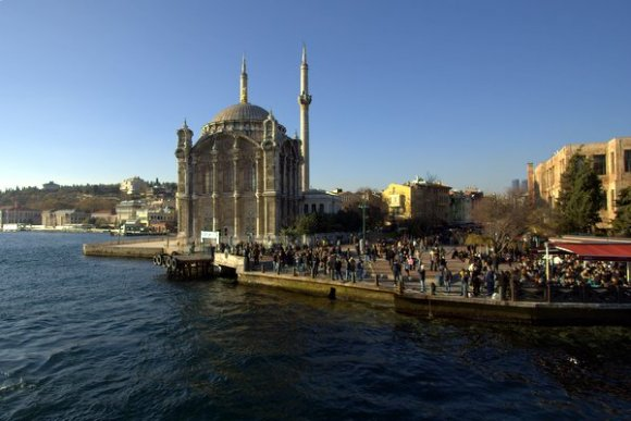Ortaköy Square and Mosque