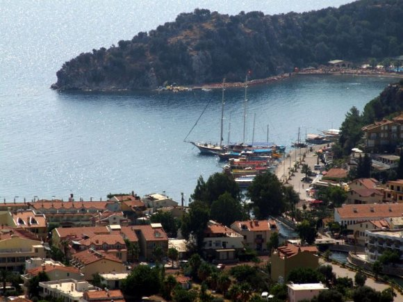 Marmaris - A small bay