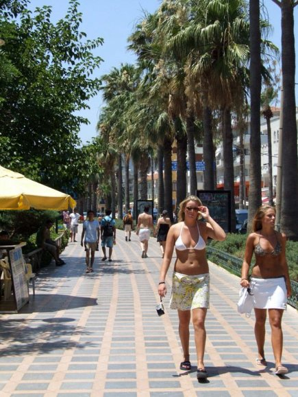Marmaris - Walking in Marmaris