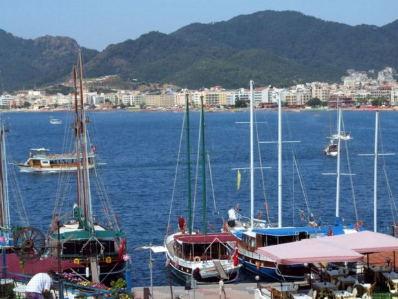 Marmaris - Tour boats