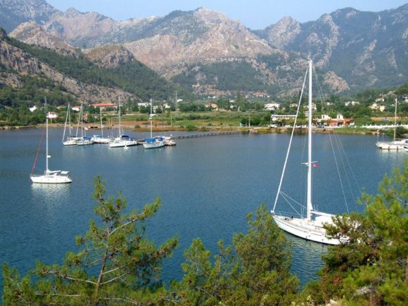 Marmaris - A beautiful bay