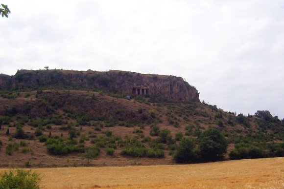 Salar Village Rock Tomb