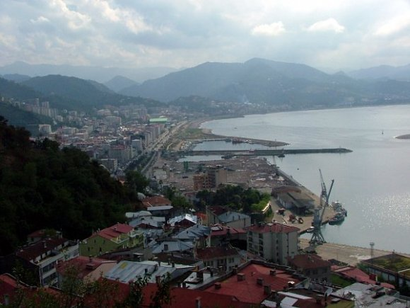 An outlook of Trabzon